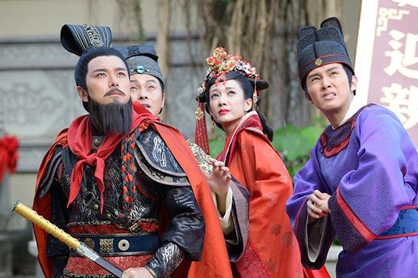 Hình ảnh phim Nam Thần Xuyên Thời Gian