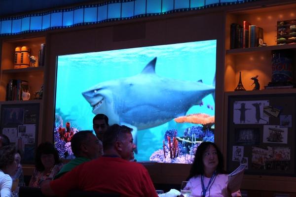Mission Food Disney Cruise Line Rotational Dining