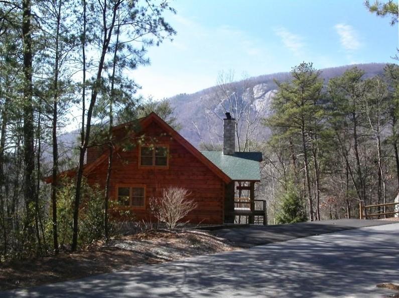 North carolina cabins mountain vacation rentals and for Cabin lake north carolina