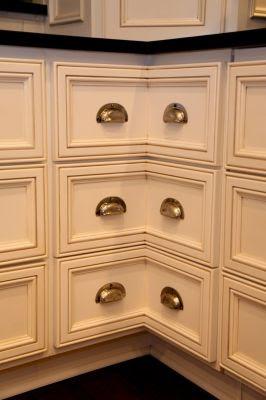 Normal Kitchen Corner Drawers