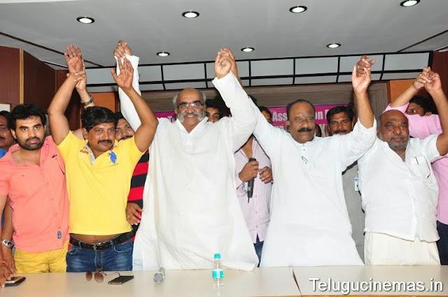 Telangana Talwars Pressm