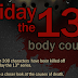 Body Count Infographic Lays Out Franchise Death Count By Instrument