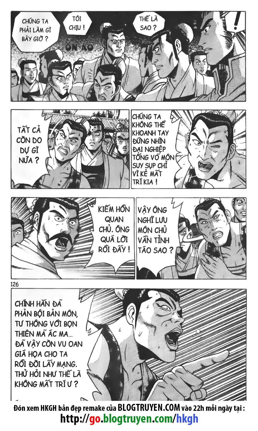 Hiệp Khách Giang Hồ - Hiệp Khách Giang Hồ Chap 191 - Pic 22