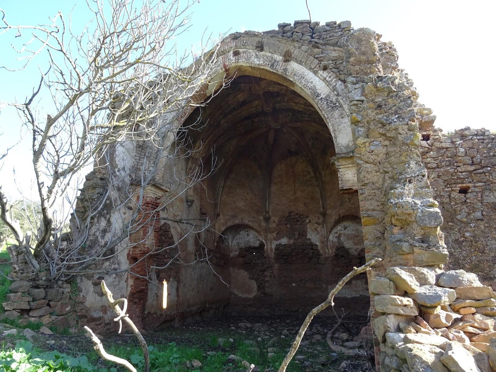Ermita de San Pedro, en La Parra