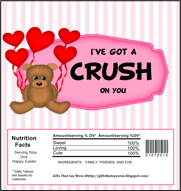 What to get your crush for valentines day