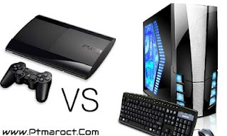 Play Station 3 and Gaming PC