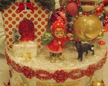 Little Red Riding Hood Christmas Box *