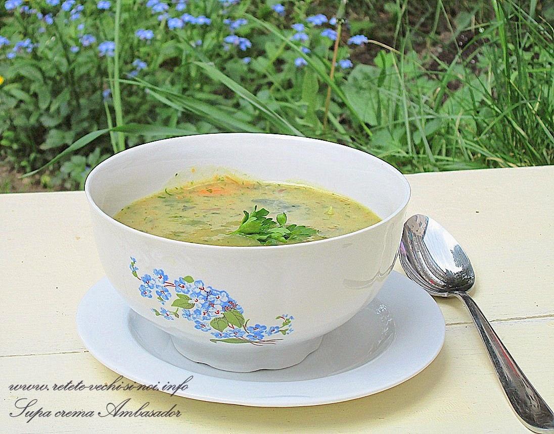 Supa crema Ambasador