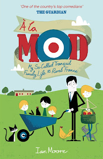french village diaries book worm wednesday review of A La Mod by Ian Moore life in France