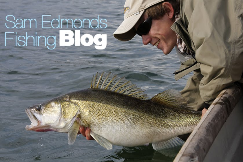 Sam Edmonds Fishing Blog