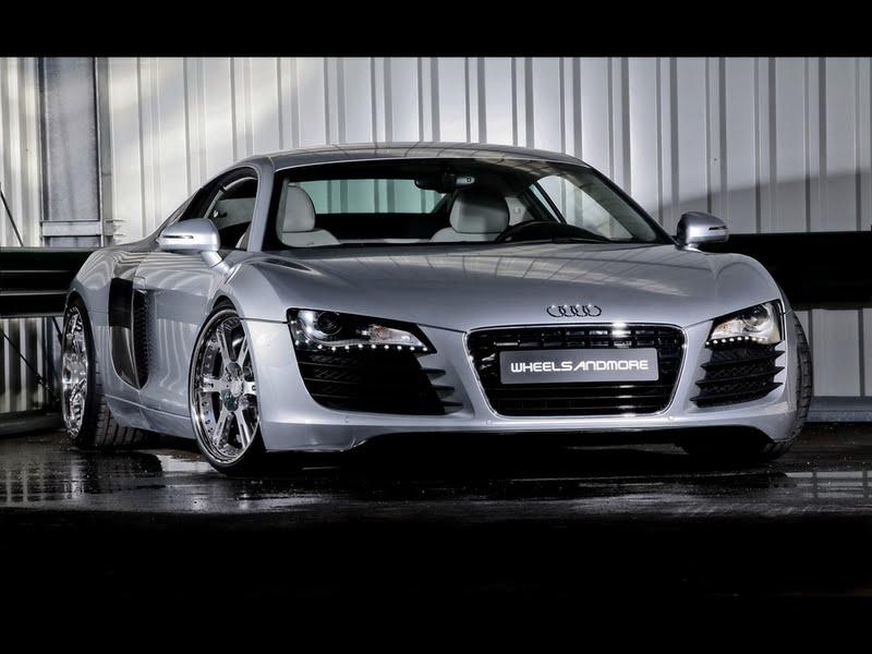 Audi R8 Wheelsandmore Best Car Wallpapers