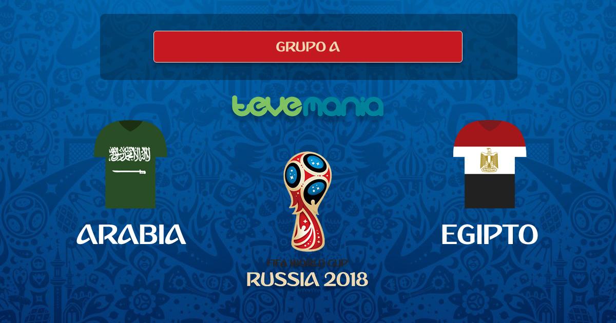 Arabia Saudita se despide con victoria 2-1 frente a Egipto