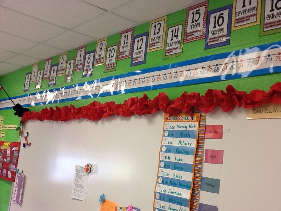 Classroom Decoration Whiteboard : Are you a visual learner queen of the first grade jungle
