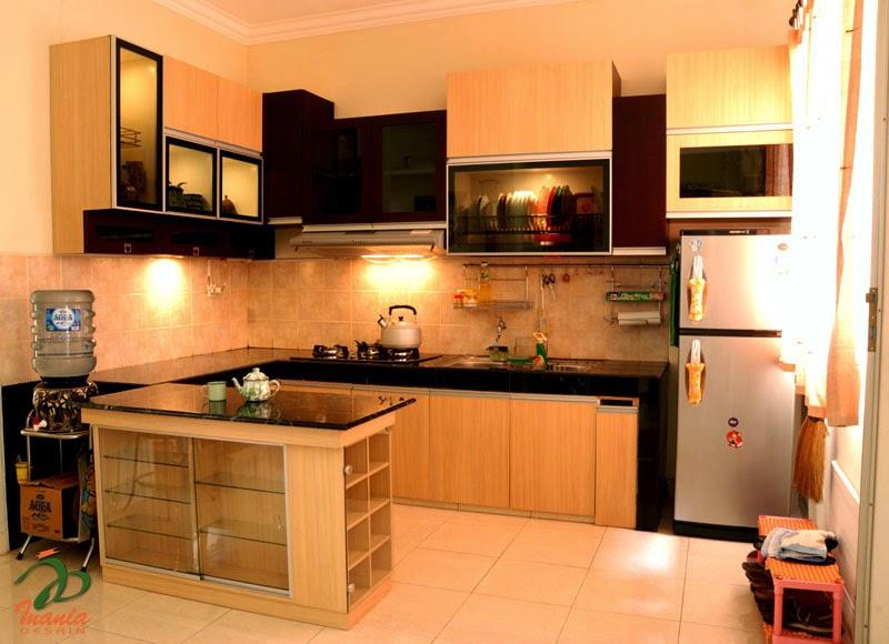 100 desain gambar model rumah minimalis idaman keluarga for Kitchen set yang bisa dipindah