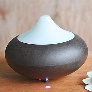 Difusor aroma humidificador y nebulizador portátil