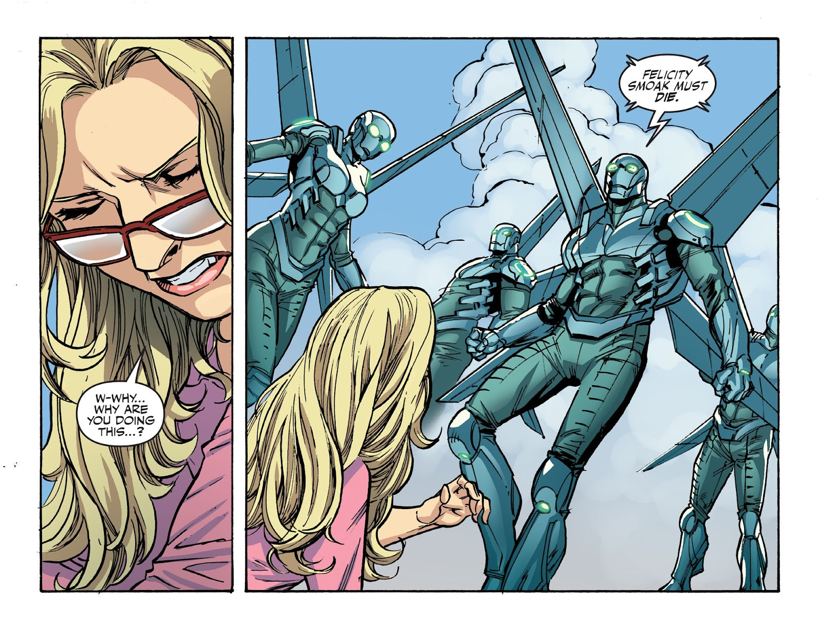 The Flash: Season Zero [I] Issue #10 #10 - English 11