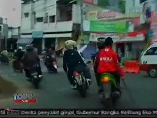 video tawuran warga paseh dan geng motor tasikmalaya