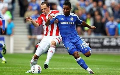 Stoke City vs Chelsea Live Stream Barclays Premier League 12 January 2013