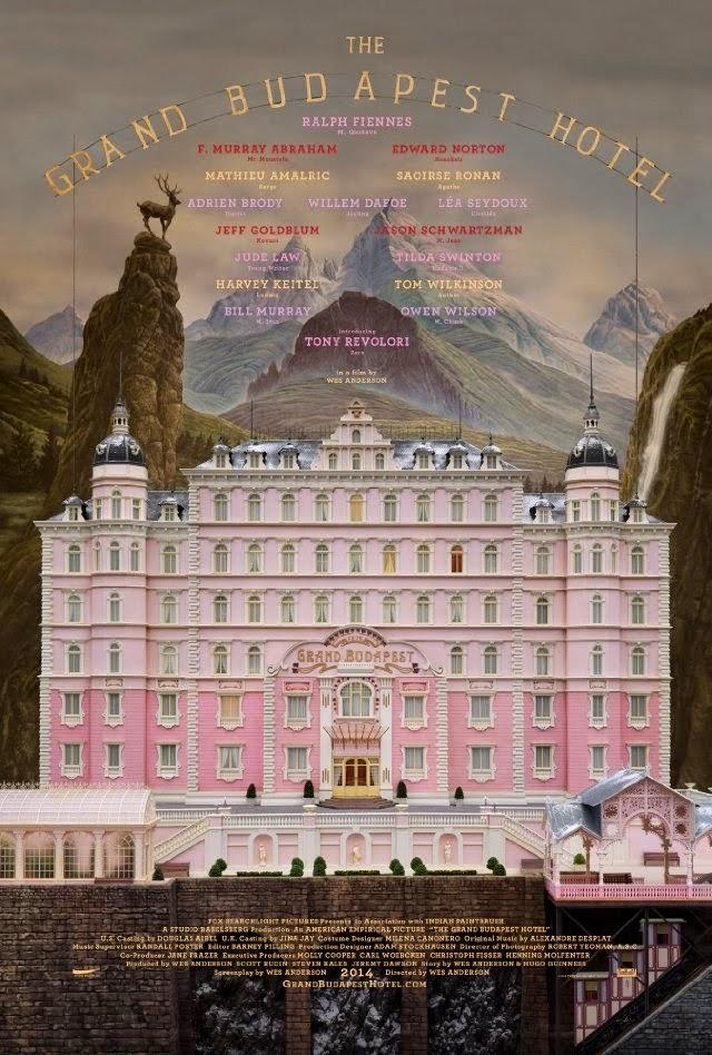 The Grand Budapest Hotel (El gran hotel Budapest) - Solo Full Películas