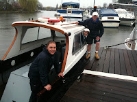 Bourne End Marina Crew