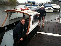 Bourne End Marina Crew