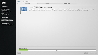 OpenSUSE 12.3 Installation Guide