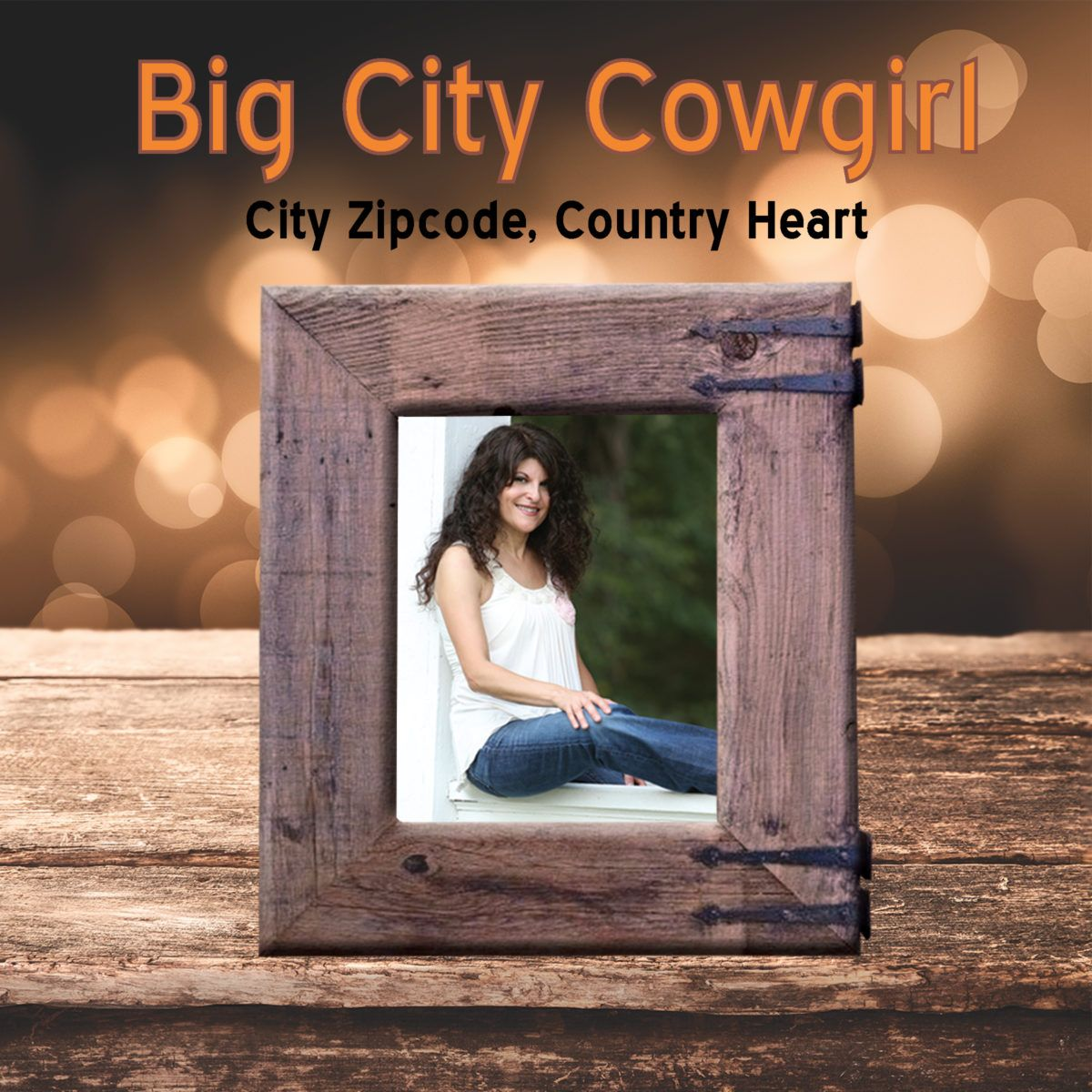 Big City Cowgirl's First EP CITY ZIPCODE, COUNTRY HEART