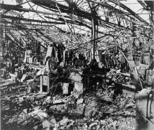 Stalingrad Ruins Pictures 1