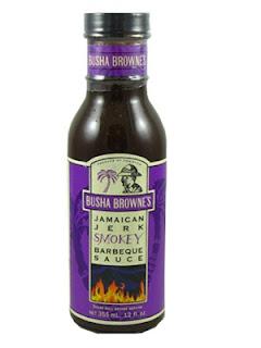 Busha Browne's Smoky Jerk BBQ Sauce
