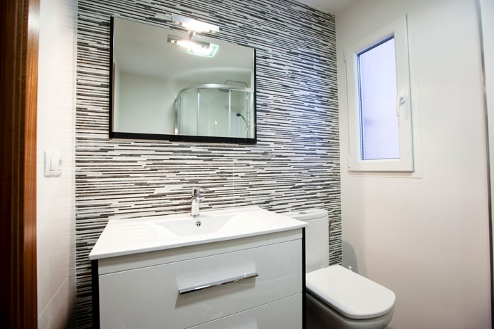 Azulejos para ducha azulejos de porcelana blanco y tonos - Azulejos para duchas ...