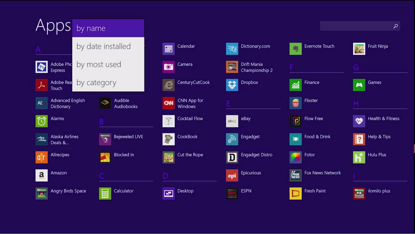 Windows 8.1 Güncellemesi   Windows 8.1 İndir