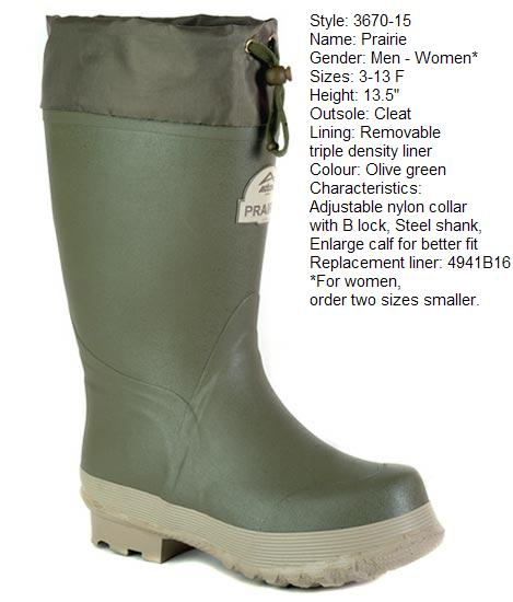 Rubber Boots Insulated5