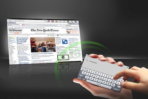 External Keyboard App Turns Your iPhone, iPod touch Into Wireless iPad Keyboard Ipad-external-keyboard