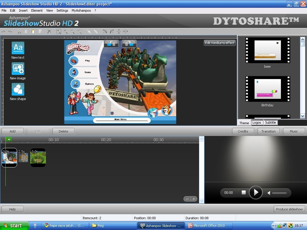 Ashampoo slideshow studio hd 2 2 0 4