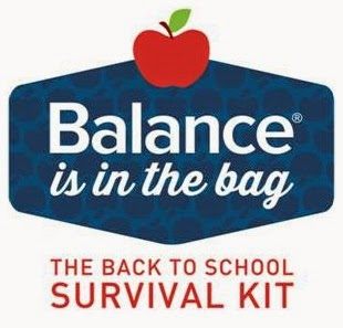 Balance Bar survival kit