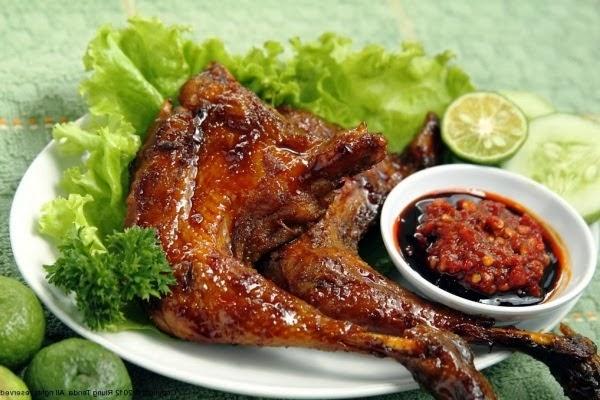 Resep dan Cara Membuat Ayam Bakar Lumajang Spesial Lebaran