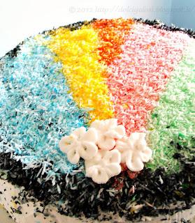 Dolci golosità: Torta rainbow