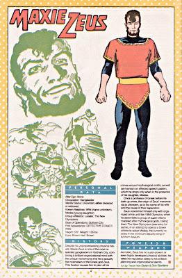 Maxie Zeus Comics