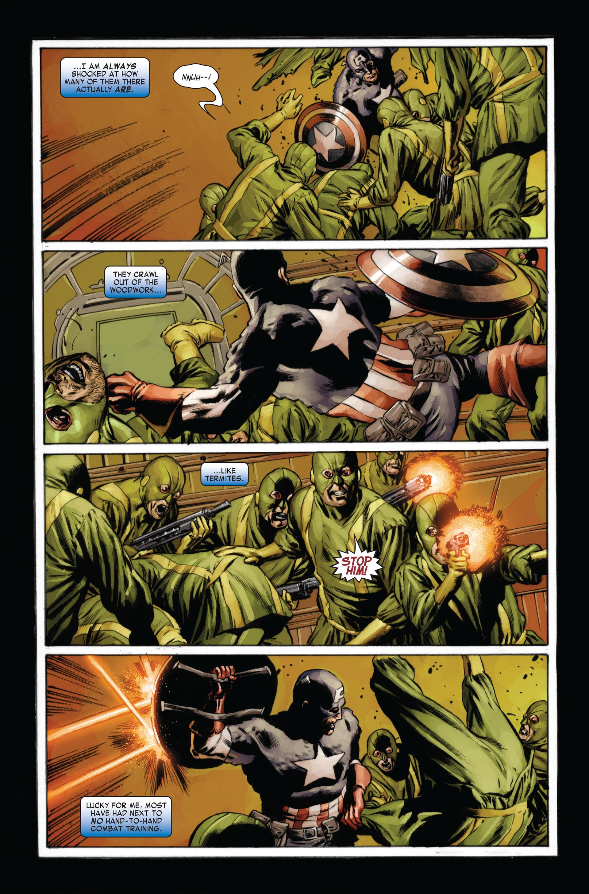 Captain America (2005) Issue #24 #24 - English 13
