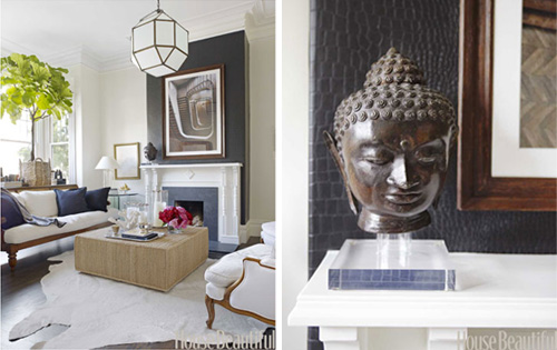 design serendipity: At Home With Buddha
