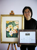 Award in Camberwell Art Show