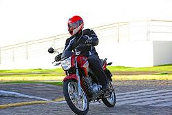 Nova Honda CG Titan e Fan 2014