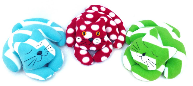 cat sewing pattern
