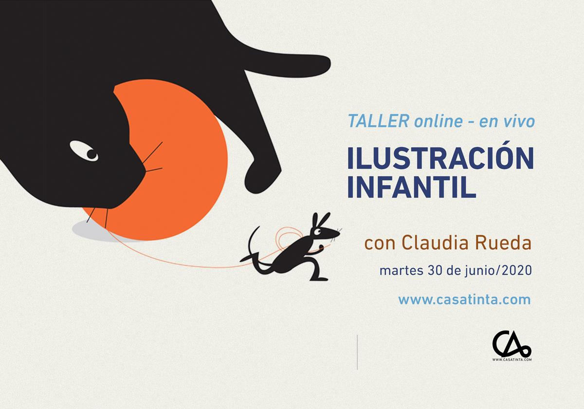 ILUSTRACIÓN INFANTIL // 30 de jun