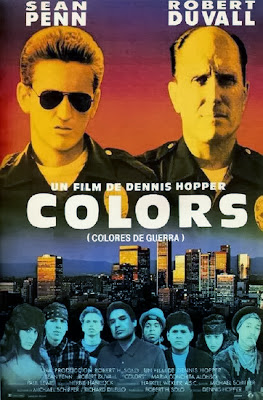 Colores de Guerra (1988) Español DVDRip