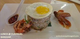 chef riz restoran flavours bangsar review