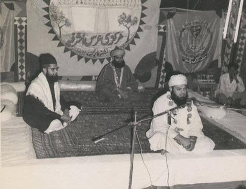 Hazrat Peer Saiyyid Mazaahir Ashraf Ashrafee allama kaukab noorani okarvi