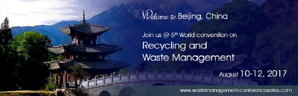5th World Convention on Recycling and Waste Management