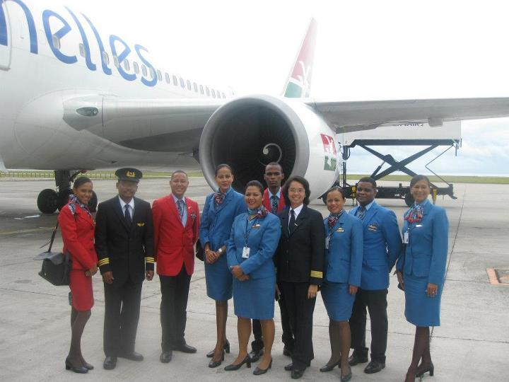 On Monday April 30th, 2012, the last Air Seychelles flight of the last  Boeing 767-300 series left Seychelles quietly, without any SBC coverage of  the event.