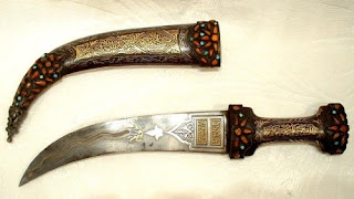 Osmanli Kamalari ve Bicaklari